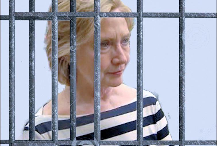 Justice Long Overdue – Jail Hillary Clinton